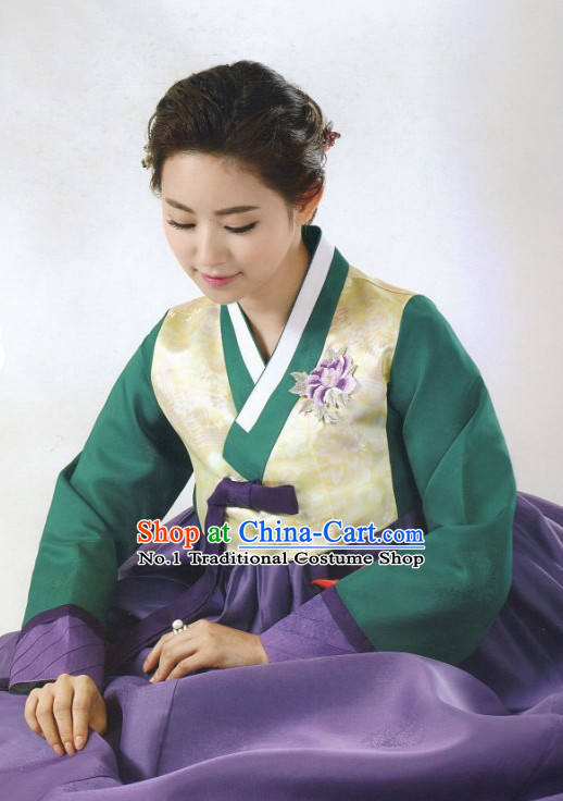 Korean Traditional Clothing for Women