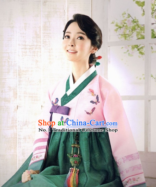 Korean Traditional Clothes for Women