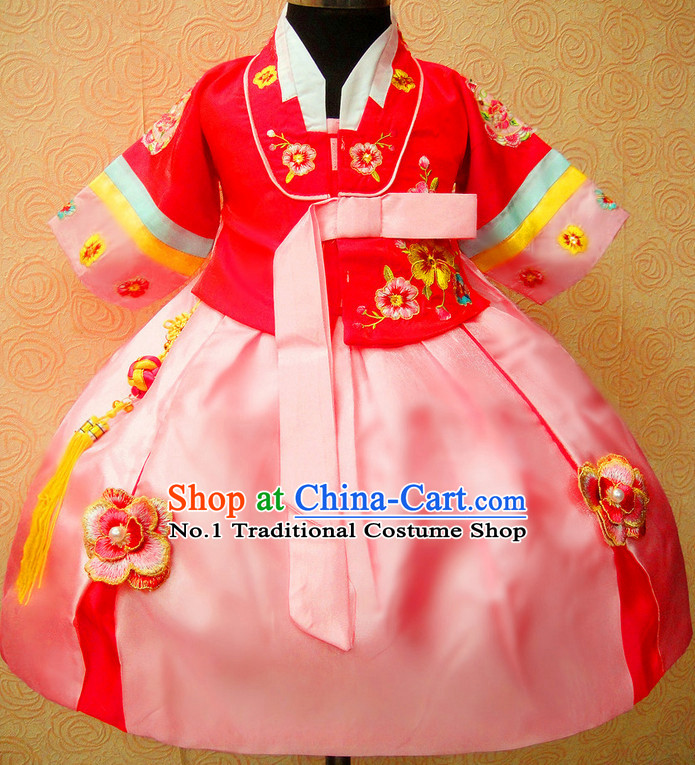Korean Traditional Dresses Asian Fashion Kids Fashion Dangui Hanboks