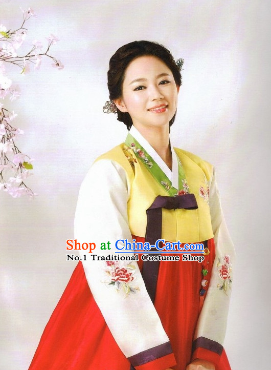 Korean Traditional Dress Hanbok Korean Fashion Shopping online