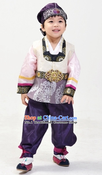 Korean Traditional Prince Hanbok Dress Ceremonial Clothing Korean Fashion Shopping online