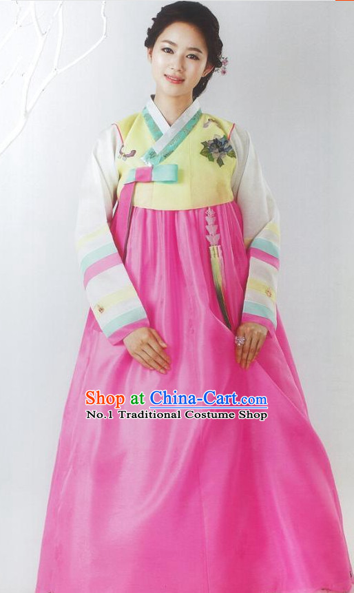 Top Korean National Costume for Women