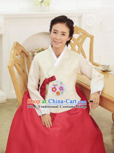 Top Korean Custom Made Dangui Hanbok for Women