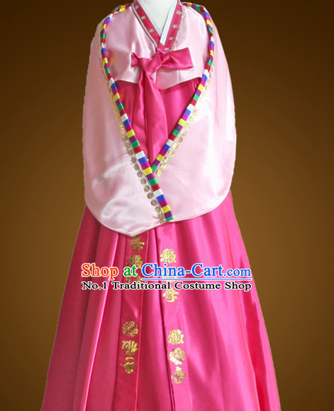 Folk Korean Dancing Costumes for Women