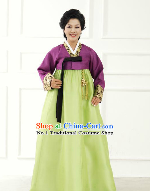 Korean Mother Hanbok online Fashion Store Apparel Tops Korean Women Fashion Complete Set