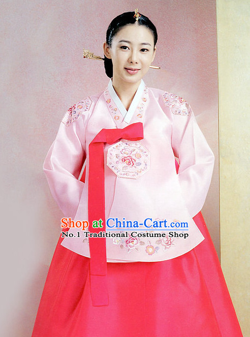 Top Korean Formal Hanbok Clothing for Women