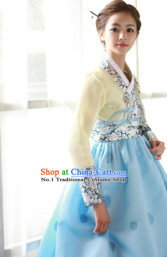 Top Korean Daughter-in-law Hanbok Clothing for Women