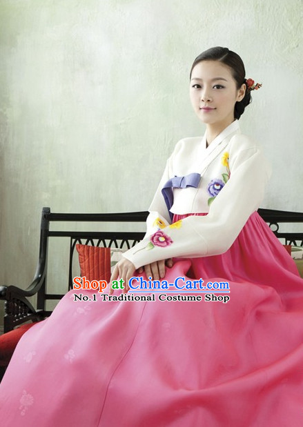 Top Korean Sexy Hanbok Clothing for Women