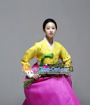 Top Korean Female Clothing Hanbok for Women