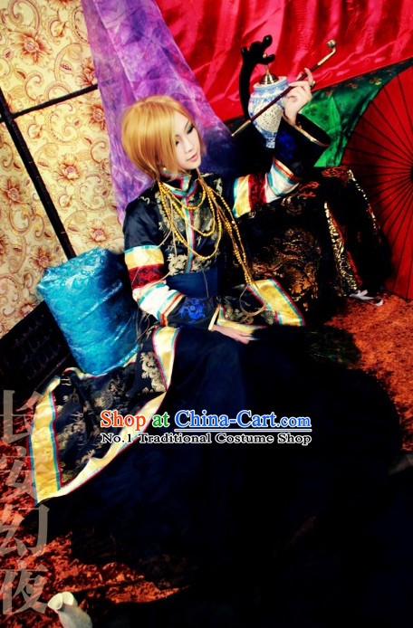 Chinese Costumes Traditional Clothing China Shop Prince Cosplay Halloween Costumes