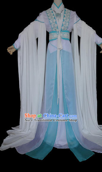 Asian Fashion Chinese Hanfu Halloween Costume Halloween Costumes for Women