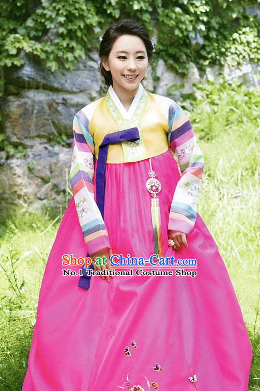 Korean Traditional Wedd__305;ng Dresses Wedd__305;ng Dress Formal Dresses Special Occasion Dresses