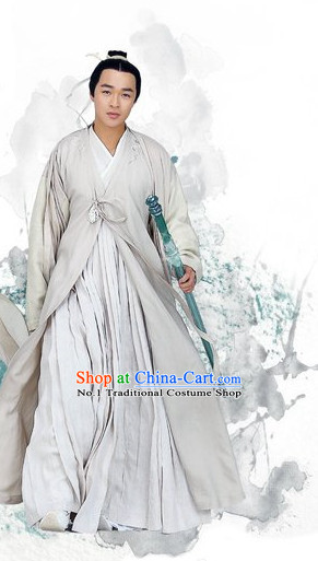 Chinese costumes halloween costumes hanfu han fu traditional dress