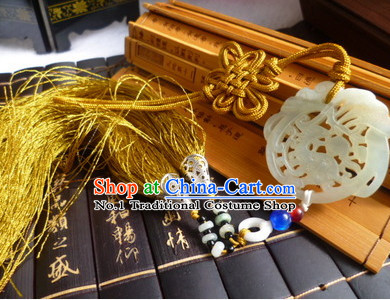 Chinese Traditional Clothing Body Accessory Belt Decorations