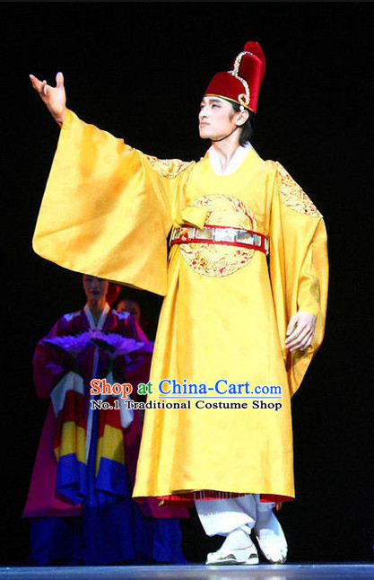 Korean Emperor National Dress Costumes Traditional Costumes online Clothes Shopping