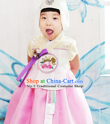 Korean Child National Costumes Traditional Costumes Hanbok online Shopping