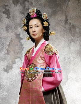 Korean Imperial Royal Costumes Traditional Costumes Hanbok Korea Dresses online Shopping