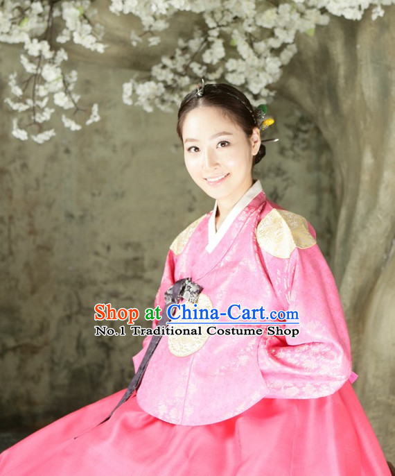 Korean Dangui National Dress Costumes online Clothes Shopping Complete Set