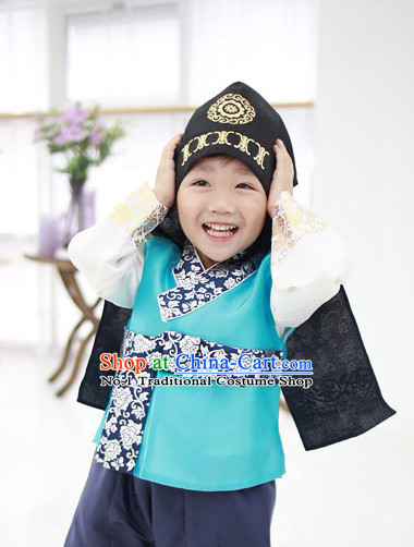 Korean Traditional Clothes Hanbok Dress Shopping Free Delivery Worldwide for Boys