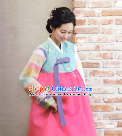 Korean Traditional Hanbok Clothes online Shopping for Women