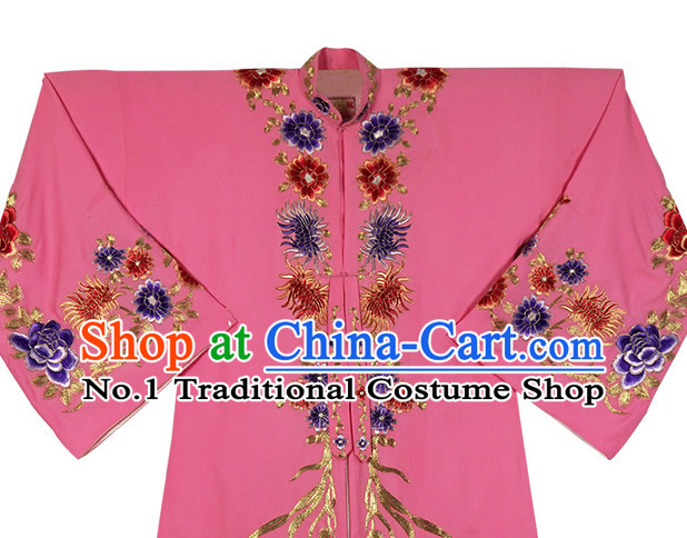 China Beijing Opera Peking Opera Hua Dan Hua Tan Long Robe for Women