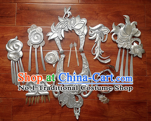 Chinese Handmade Empress Hair Accessories