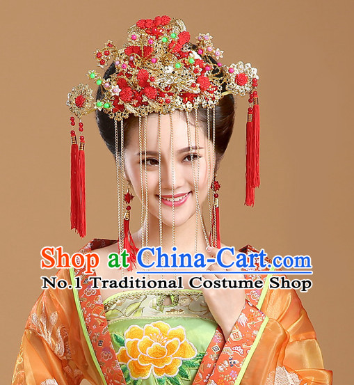 Chinese Ancient Wedding Crown