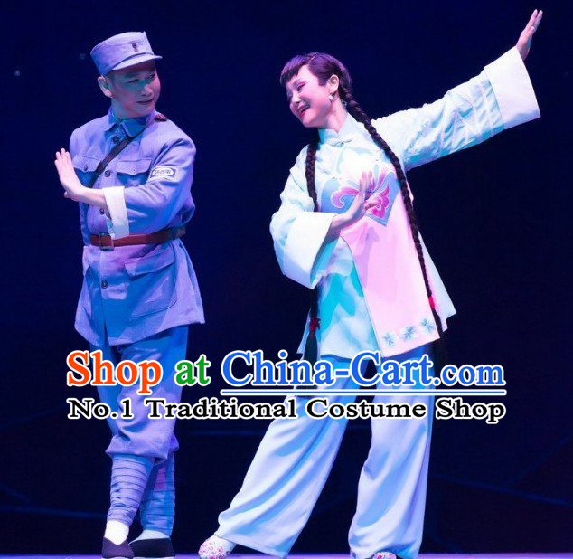 Chinese Traditional Dresses Theatrical Costumes Ancient Chinese Clothing Hanfu Mandarin Clothes for Women