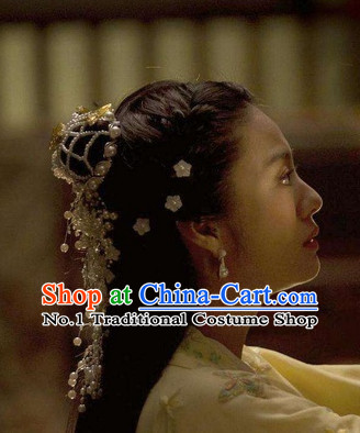 Handmade Chinese Palace Lady Hair Accessories Hair Ornaments