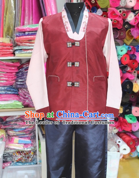 Korean Male Fashion Hanbok Online Shopping Formal Han Bok