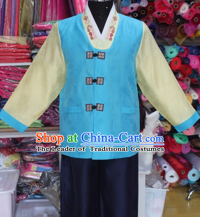 Korean Male Fashion Hanbok Online Shopping Formal Han Bok Suit