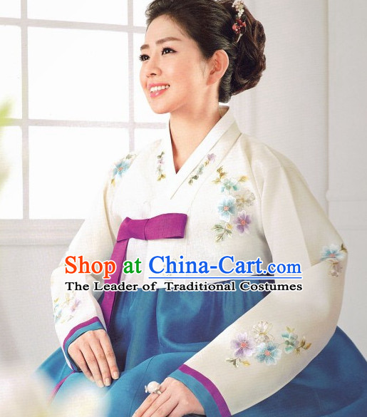 Supreme Korean Apparel National Hanbok Dresses for Women