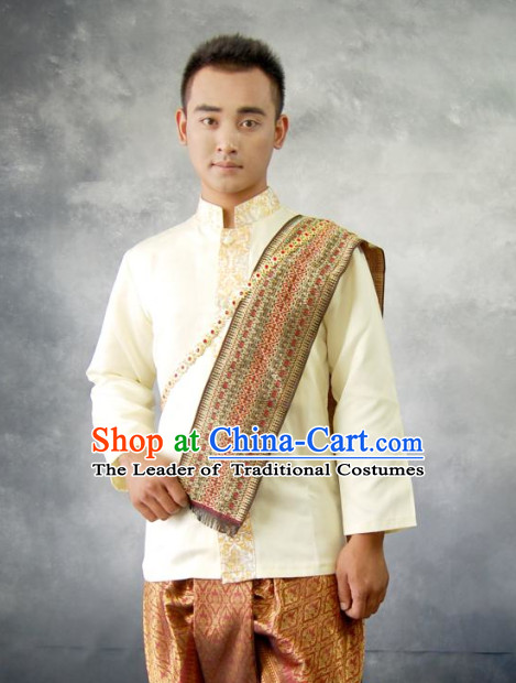 Thailand Traditional Formal Dress for Men