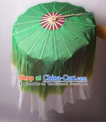 360 Degree Silk Dance Fan