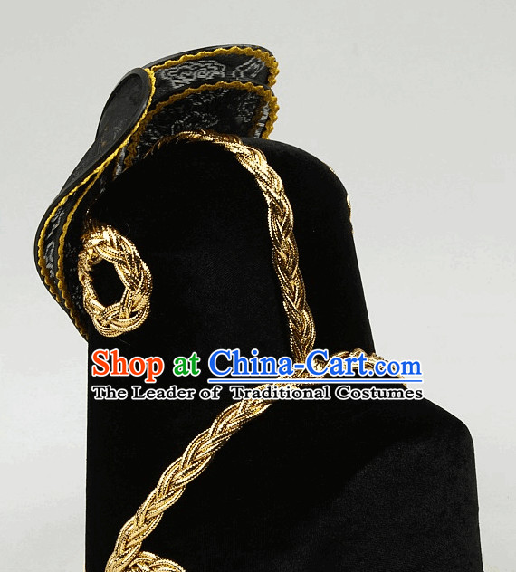 Ancient Korean Emperor Hat Crown