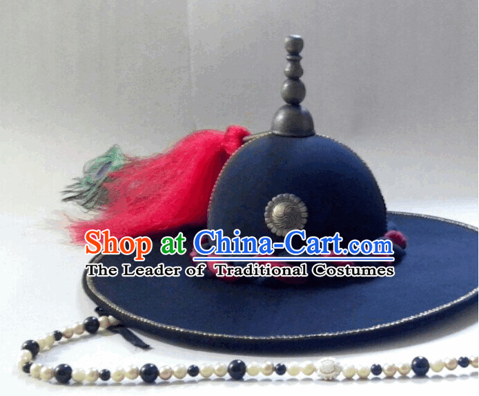 Ancient Korean Bodyguard Hat for Men