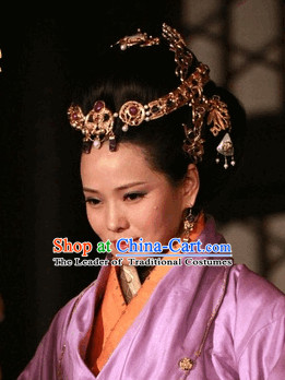 Ancient Imperial Palace Empress Hair Jewelry Set