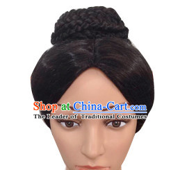 Chinese Ancient Legend Fairy Halloween Lady Wigs