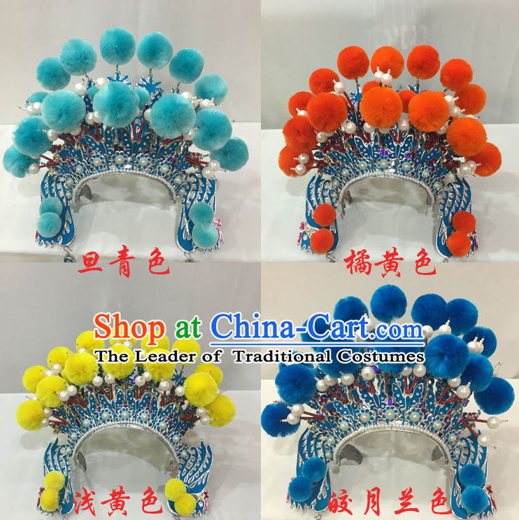 Chinese Classic Opera Helmet for Women