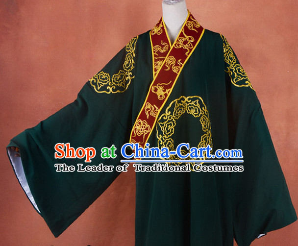 the Eight Immortals Chinese Ancient Tie Guaili Old Men Costume Complete Set for Adults Kids Men Boys