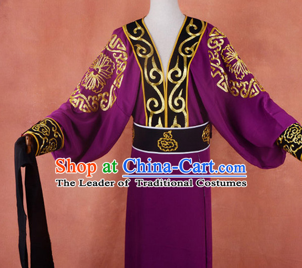 the Eight Immortals Chinese Ancient Legend Han Zhongli Costume and Hat Complete Set for Adults Kids Men Boys