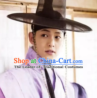Korean Ancient Scholar Male Hat