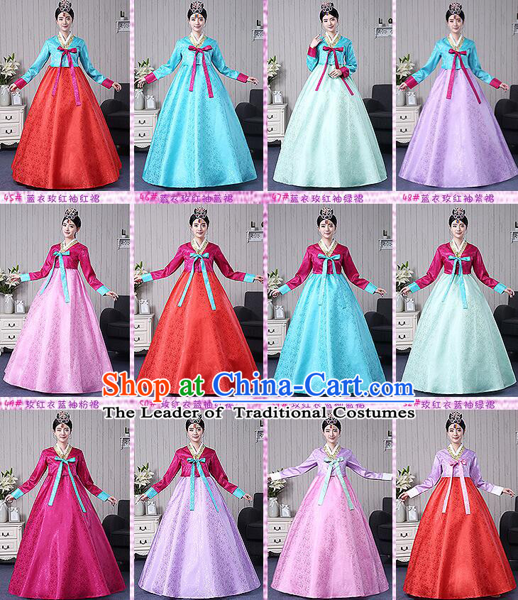 korean hanbok fashion Korean Ceremony full Attire website Dresses