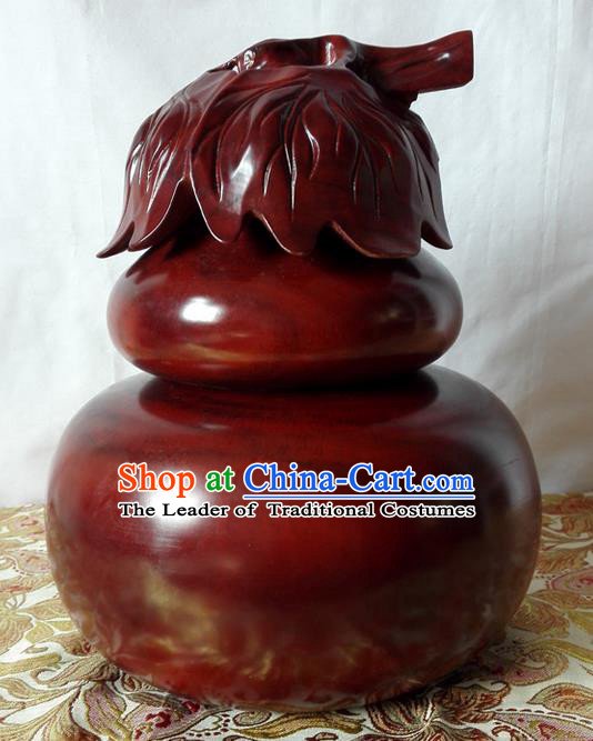 Traditional Asian Thai Furnishing Articles Thai Handmade Handicrafts Accumulate Gourd