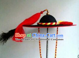 Handmade Ancient Traditional Korean Official Hat Oriental Hats AsianFashion