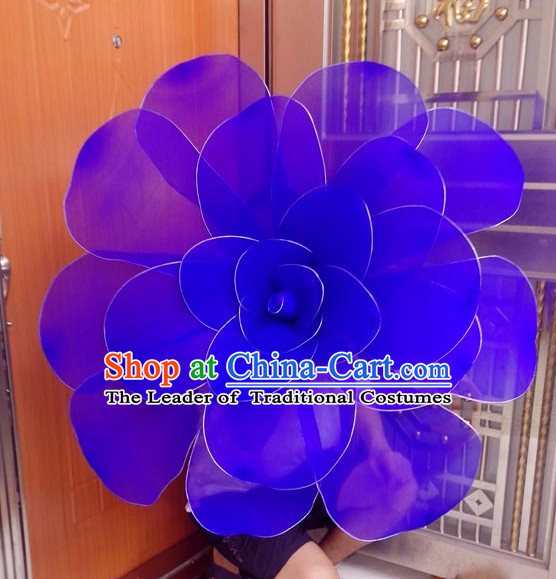 Big Flower Dance Props Props for Dance Dancing Props for Sale for Kids Dance Stage Props Dance Cane Props Umbrella Children Adults