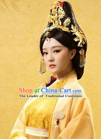Handmade Traditional Classical Empress Hairpins Hair Accessories Set