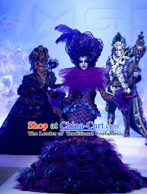 Custom Tailored Custom Make Made to Order Custom Made Professional Stage Performance Costumes