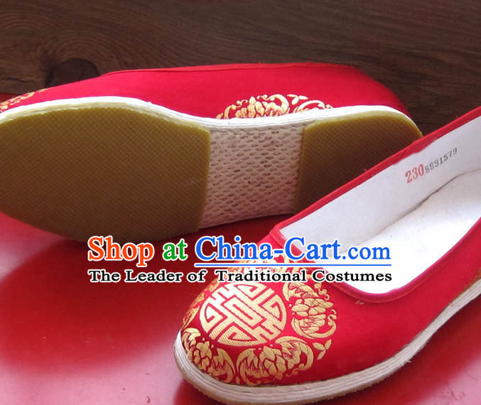 Top Chinese Classic Traditional Kungfu Master Tai Chi Shoes Kung Fu Shoes Martial Arts Fabric Shoes for Adults Kids