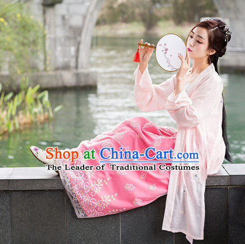 Traditional Chinese Dress Chinese Clothing Cloth China Attire Oriental Dresses for Women